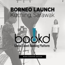 Bookd Talent and Serba DigitalX at Kota Samarahan